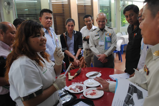 forensic techniques for wildlife crime With wildlife crime escalating, maybe it's time to revamp the international treaty  aimed at combatting it forensic scientists are proposing a.